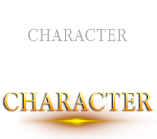 CHARACTER