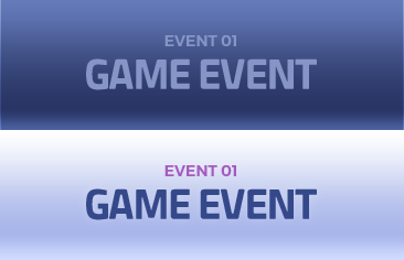 EVENT 01 GAME EVENT