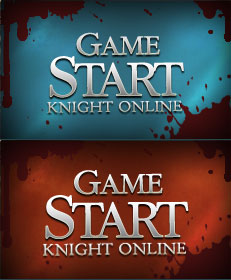 GAME START KNIGHT ONLINE